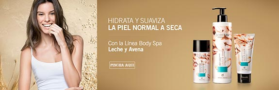 BODY SPA - LECHE Y AVENA - YANBAL