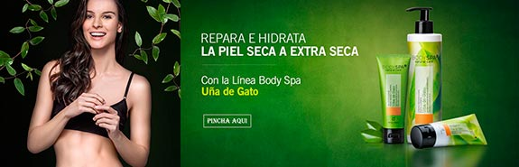 Body Spa - Uña de Gato - Yanbal